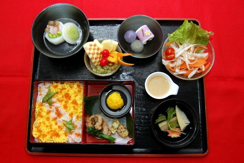お祝い膳(和食)