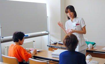 糖尿病教室の様子