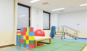 小児理学療法室