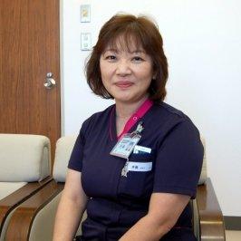 看護部長 斉藤 亜希子